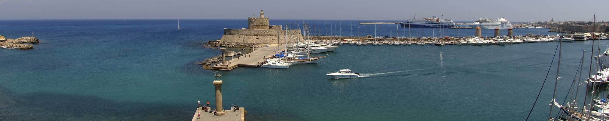 Minos Pension - Old Town Rhodes 12